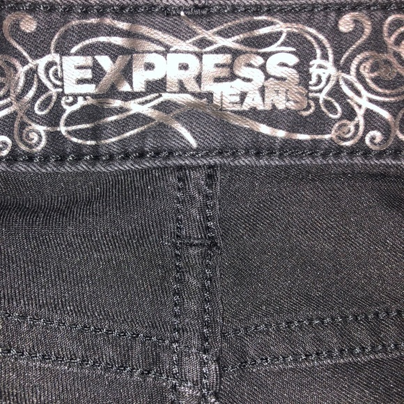 Express Black Legging Stella